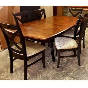 Dining Table For Open Plan Area Chairs To Be Re Covered
