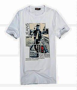 3391e89c43b Homme Guess Tee Shirts H0012