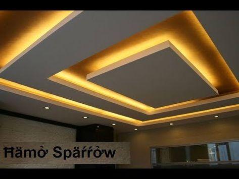 جبس بورد Youtube False Ceiling Design Bedroom False Ceiling Design Ceiling Design Bedroom