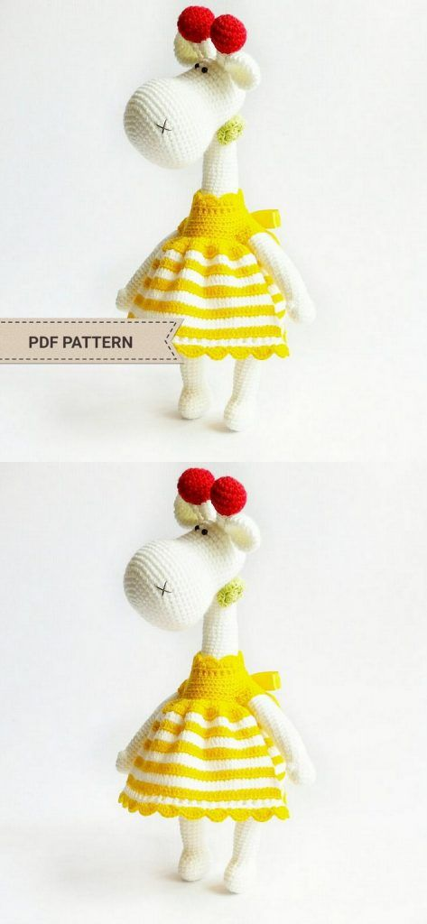 A[mi]dorable Crochet: Ant Pattern | 1024x473