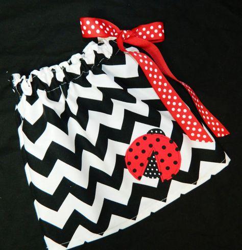 Summer girl, toddler, designer baby black, white chevron fabric pillowcase dress
