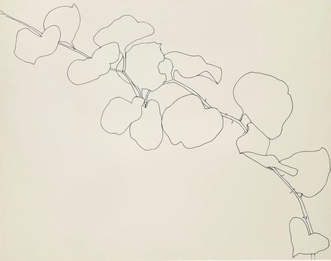 marottahour:  Ellsworth Kelly—Briar(1961),Wadsworth Atheneum Museum of Art, Hartford