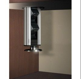 Trendy Popup Outlet Installed Upsidedown Electrical Pinterest Outlets Electrical  Outlets And Kitchens With Pop Up Countertop Receptacle.