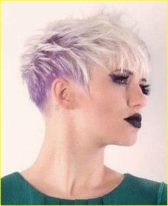 Very short hairstyles for women 2019,2020
