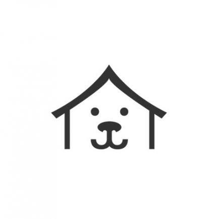 Padholic에 있는 Yosuke Shinoda님의 핀 2020 강아지 로고 디자인