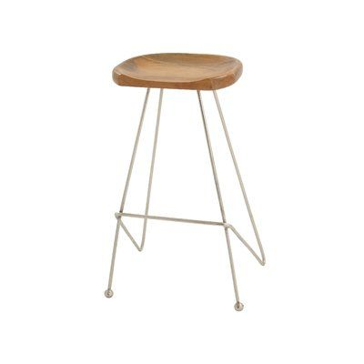 George Oliver Conte 32 Bar Stool Wayfair In 2020 Iron Bar Stools Bar Stools Stool