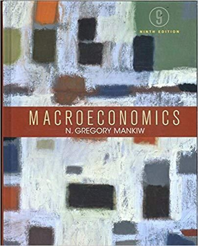 Macroeconomics 9th Edition by N  Gregory Mankiw - PDF Version