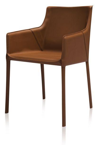 Terzo Dining Chair Orange Orange Dining Chairs Dining Room