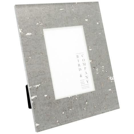 Acrylic Picture Frame Graphite Silver Leaf Acrylic Picture Frames Picture Frames Frame