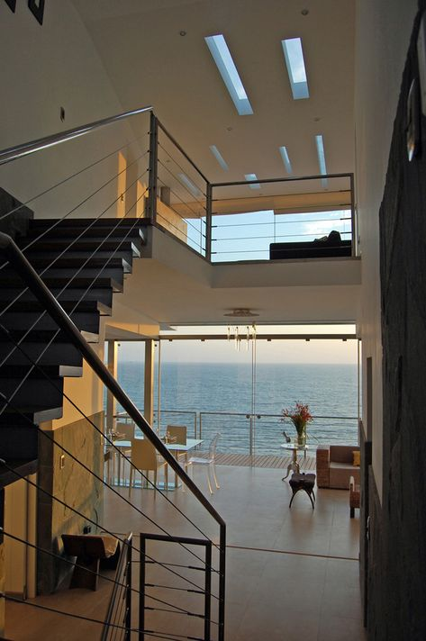 New Exclusive Home Design: Luxury Lefevre House Design – Beach House Architecture by Longhi Architects, Punta Misterio, Peru