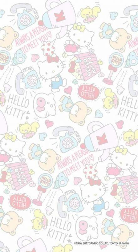 46 Ideas Kawaii Wallpaper Backgrounds Tumblr Hello Kitty For 2019 Wallpaper Hello Kitty Backgrounds Hello Kitty Pictures Hello Kitty Images