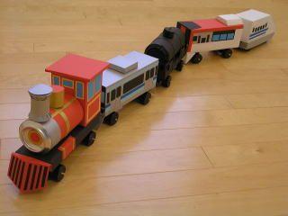 牛乳パックの電車を繋げよう Toy Car Wooden Toy Car Wooden Toys