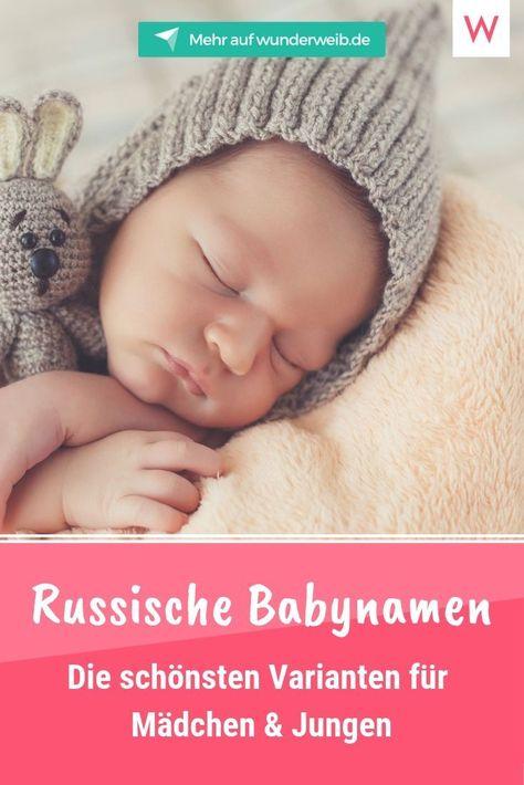 Russische Babynamen: Die schönsten Varianten für Jungen