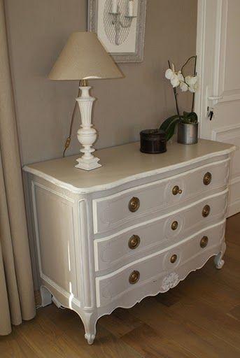 Commode revisitée Restauration meubles \ objets Pinterest - comment restaurer un meuble