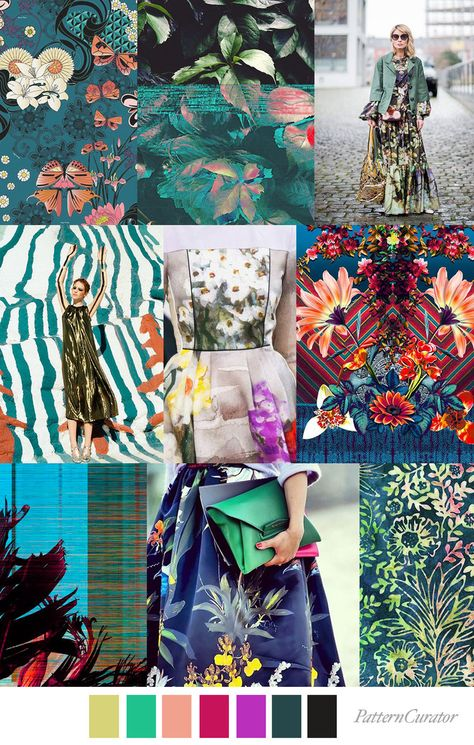 ALTERNATE REALITY by Pattern Curator Curator is a trend service for color, print and pattern inspiration.