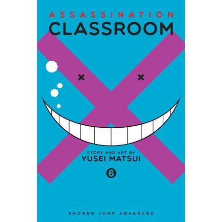 Assassination Classroom Vol 6 Walmart Com In 2020 Assassination Classroom Assasination Classroom Assassin