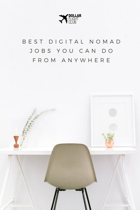 Best Digital Nomad Jobs You Can Do from Anywhere