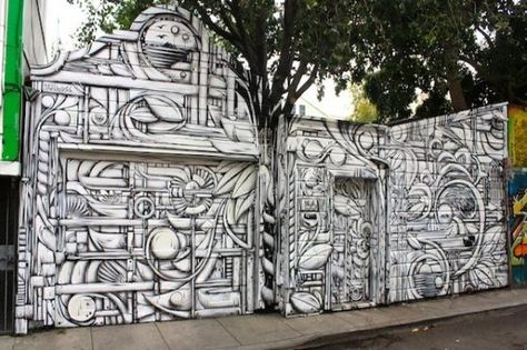 The Best Hidden Murals in San Francisco | 7x7