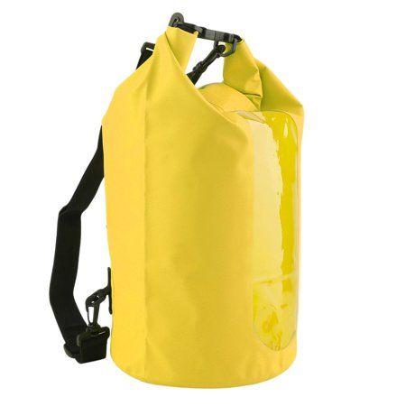 Waterproof Dry Bag Roll Top Survival Sack Kit Dry Gear Bag Camping Equipment,30L