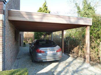Carports Je Wagen Behandel Je Met De Nodige Zorg Claeys In 2020 Carport Ideeen Carport Huisdesign