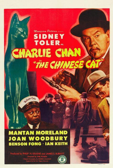 8x10 Print Roland Winters Charlie Chan #2931