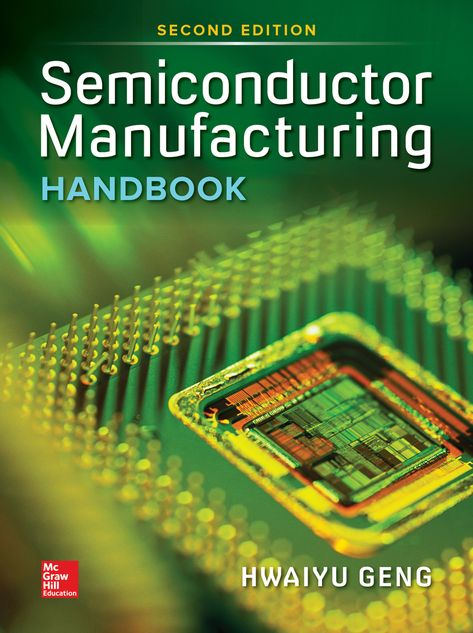 Semiconductor Manufacturing Handbook  Second Edition (eBook)