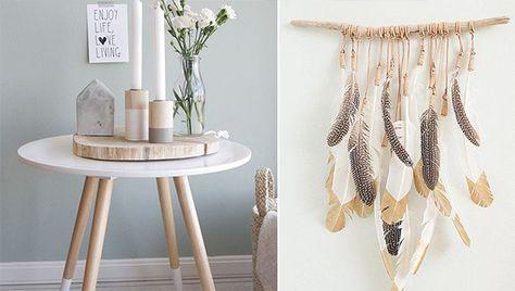 Lampen Scandinavisch Interieur : Lampen gemaakt van natuurlijke materialen geven rust in het