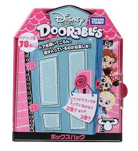楽天市場 ディズニー ドアラブル ボックスパック Box 18個入り