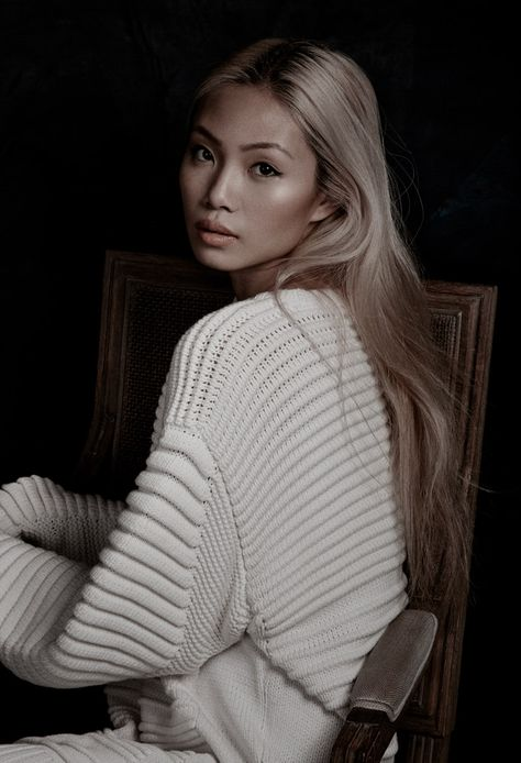 thedreslyn:  Latching On To You: A Knitwear Editorial