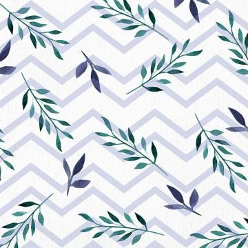 Watercolor Floral With Chevron Background Background Watercolor Floral Png And Vector With Transparent Background For Free Download Floral Watercolor Watercolor Flowers Chevron Background