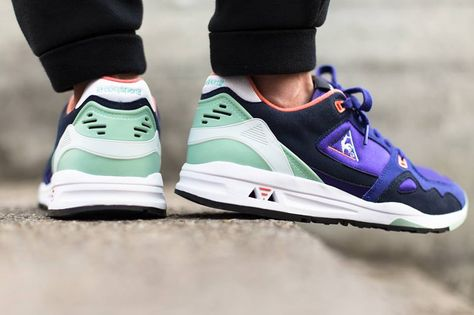 12 best Le Coq Sportif Running images on Pinterest | Shoe, Slippers and  Basket