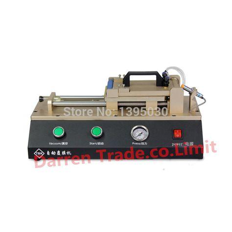 1pc Universal Auto Oca Film Laminating Machine Polarizing Film Protective Film Laminater Screen Repair Vacuum Pump Sticker Machine