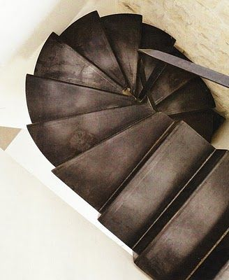 Metal Staircases With Images Mid Century Scandinavian