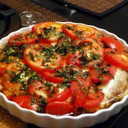 Balsamic Chicken and Fresh Mozzarella Allrecipes.com