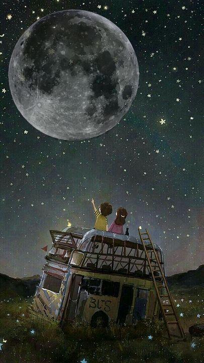 Bigflo et Oli - Paroles de « Sur la lune » - FR