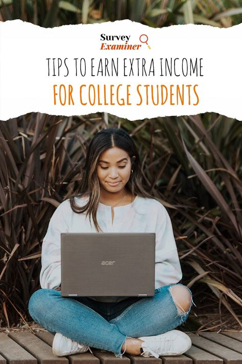 Survey Sites for College Students to Earn