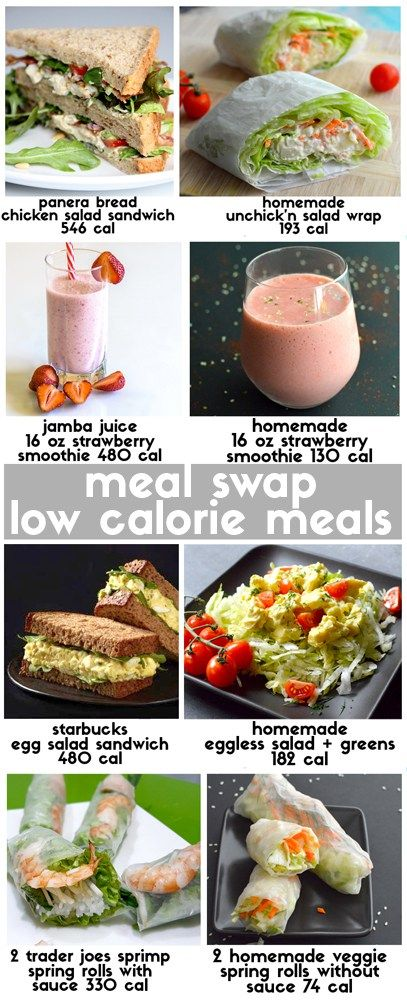 4 Low Calories Meal Swap Recipes Gluten Free Under 200 Calories High Volume Low Calorie Meals Low Fa Low Calorie Vegan Low Calorie Recipes Low Calorie