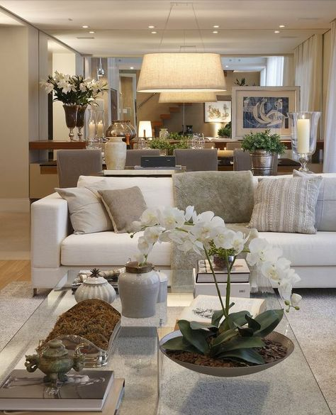 Love the neutrals and homely   Fall and Christmas 2015   Pinterest ...