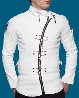 straight jacket | Going Crazy | Pinterest | Straight jacket
