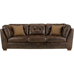 Frontier Canyon 104 Faux Leather Sofa Ashley Furniture Sofas Sofa