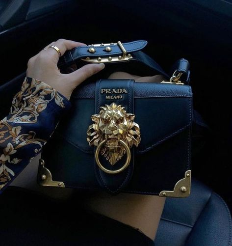 #prada #tiger #blue #gold #fashion #women #bag #instagram #followme #style #follow #instadaily #me #lifestyle #model #follow4follow