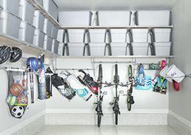 Garage Shelving In 2020 Garage Storage Systems Monkey Bar Storage Garage Storage