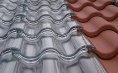 Soltech S Beautiful Glass Roof Tiles Heat Your Home With Solar Energy Glass Roof Roof Tiles Solar Energy