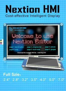 Nextion Enhanced NX3224K024 - Generic 2 4'' HMI Touch