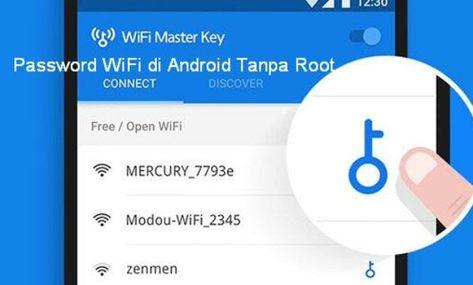 Cara Mengetahui Sandi Password Wifi Tetangga Wi Fi Router Persandian