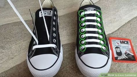 3 Ways to Lace Vans Shoes wikiHow