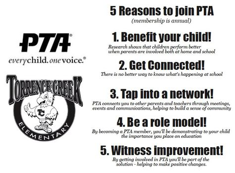 Great way to let parents know how PTO or PTA money is