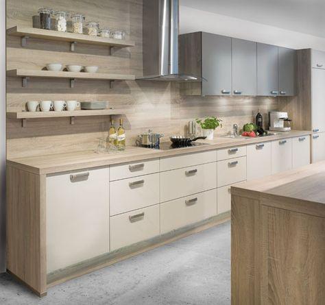 Nolte Express Küchen Serie WIN Interior Pinterest Kitchens