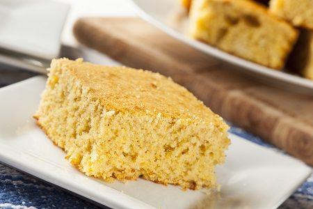 Cornbread Ayurvedic Breads Maharishi Ayurveda Recipe Johnny Cakes Recipe Johnny Cake Food