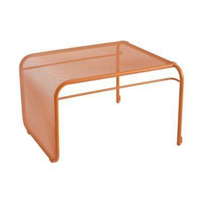 Table Basse En Metal Chiva Mandarine En 2020 Table De Balcon Table Basse Et Table